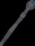 Silvthrill rod detail