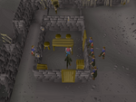 Emote clue - yawn rogues general store