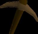 Bronze pickaxe