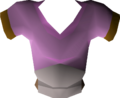 Pink goblin mail detail