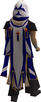 Saradomin max cape equipped