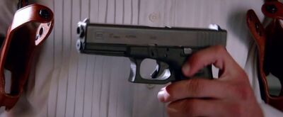 Glock gets loaded