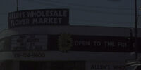 Allen's Wholesale Flower Market