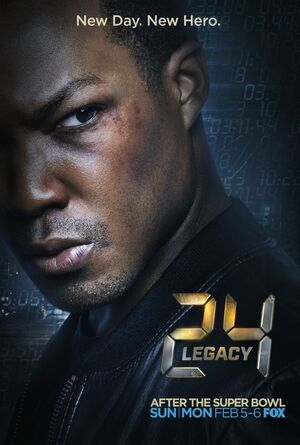 24 Legacy Poster 3