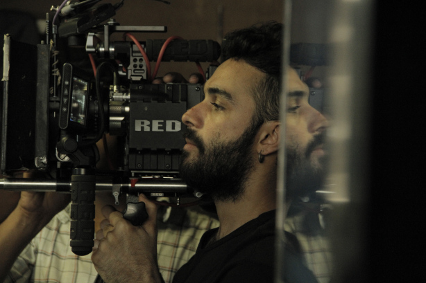 File:24 India cinematographer Jay Oza.jpg