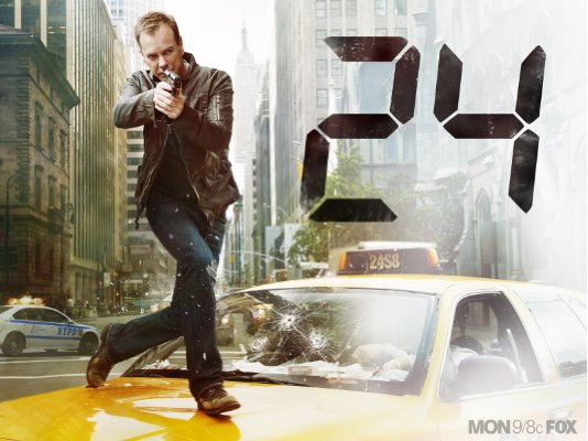Jack Bauer Season 8 Jack Bauer from Season 8