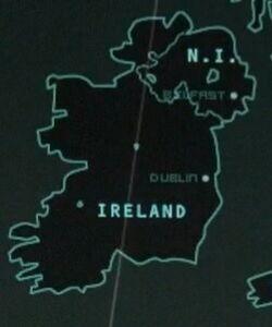 9x05 Ireland map