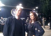 Day 7 JN and AW filming White House Assault