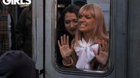 2 Broke Girls - The Subway Devil!