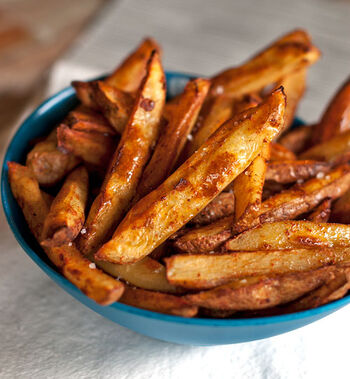 Cakefries