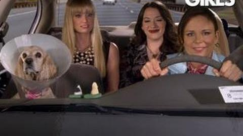 2 Broke Girls - Driving Crazy