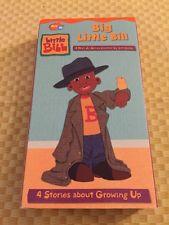 Little Bill Big Little Bill VHS