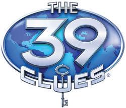 39Clues logo