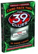 39 Clues Magellan Card Pack
