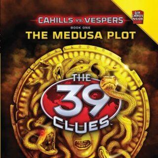 Book 1: The Medusa Plot