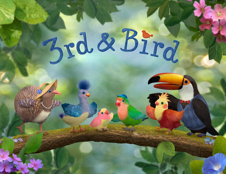 3rd & Bird - Muffin song - YouTube