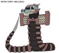 MECHA-COBRA Concepts - Mecha-Cobra Color 14