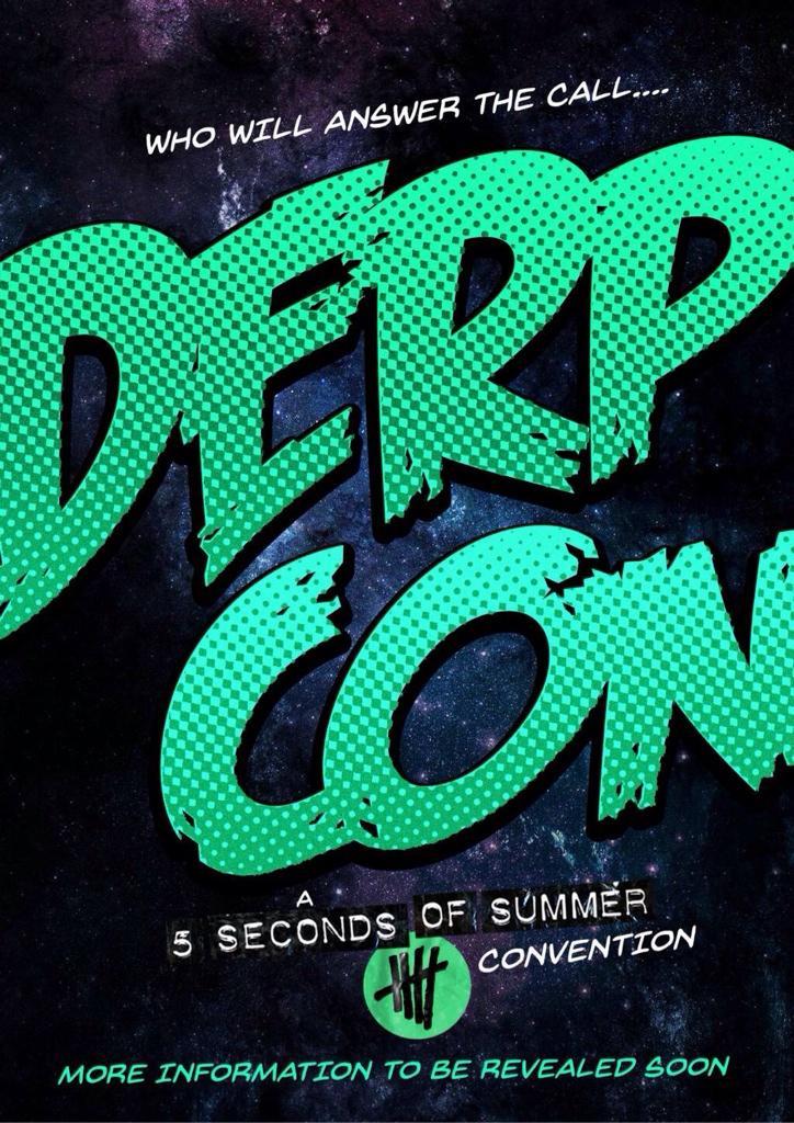 derp con 5 seconds of summer wiki fandom powered by wikia