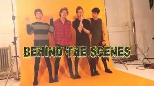 5SOS Official Book Behind the Scenes Video Hey Let's Make A Band!