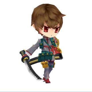 Samurai Sprite (2020-II)