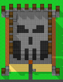 Dungeon telepad skull keep error town 5