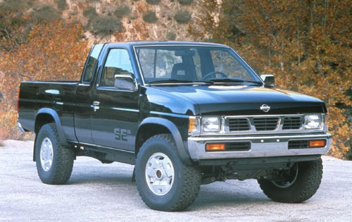Latest Cb on 93 Dodge Dakota Extended Cab