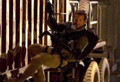 Faceman as Bradley Cooper