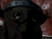 Damaged First mask