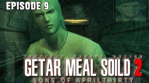 Metal Gear Solid 2- Sons of Abridgerty (Episode 9)
