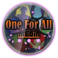 OneForAllMedia Logo (2013 Q2)