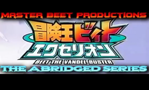 Beet the Vandel Buster TAS title block