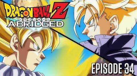 TFS DragonBall Z Abridged Episode 34