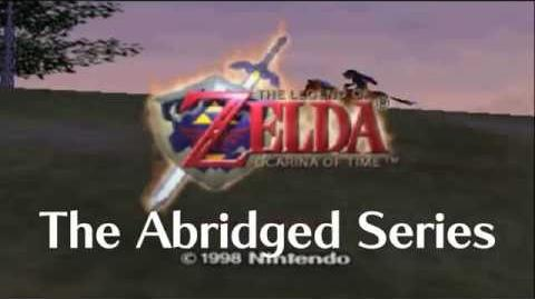 The Legend of Zelda Ocarina of Time Abridged Opening Intro