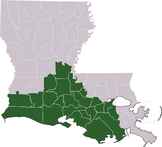 File:Acadiana parishes map.png