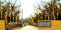 Gourd Lake Entrance