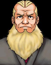Judge Brother Portrait