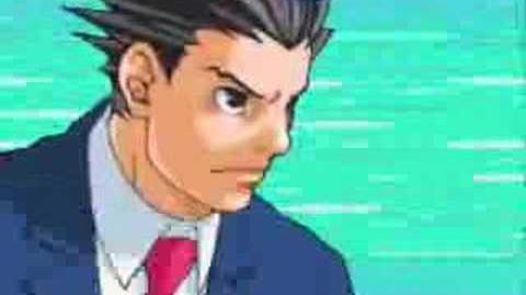 Phoenix Wright's Breakdown