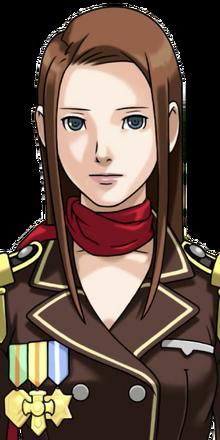 Lana Skye Portrait