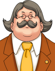 Marvin Grossberg Portrait