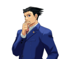 PXZ2 Phoenix Wright (zoom) - thinking (left).png
