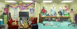 Lamiroir's Dressing Room