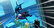 Orla saving Shipley