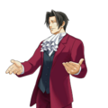 PXZ2 Miles Edgeworth (full) - confident.png