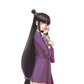 PXZ2 Maya Fey (full) - blushing (right).png