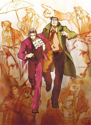 File:Edgeworth and Gumshoe running from their sins.png