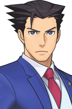Phoenix Wright Portrait AA6