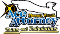 Phoenix Wright Trials and Tribulations Logo.png