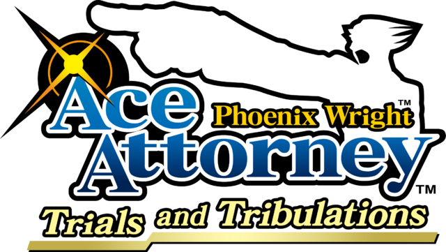 File:Phoenix Wright Trials and Tribulations Logo.png