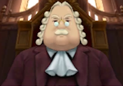 English Judge