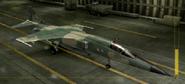 F-1 Standard color hangar